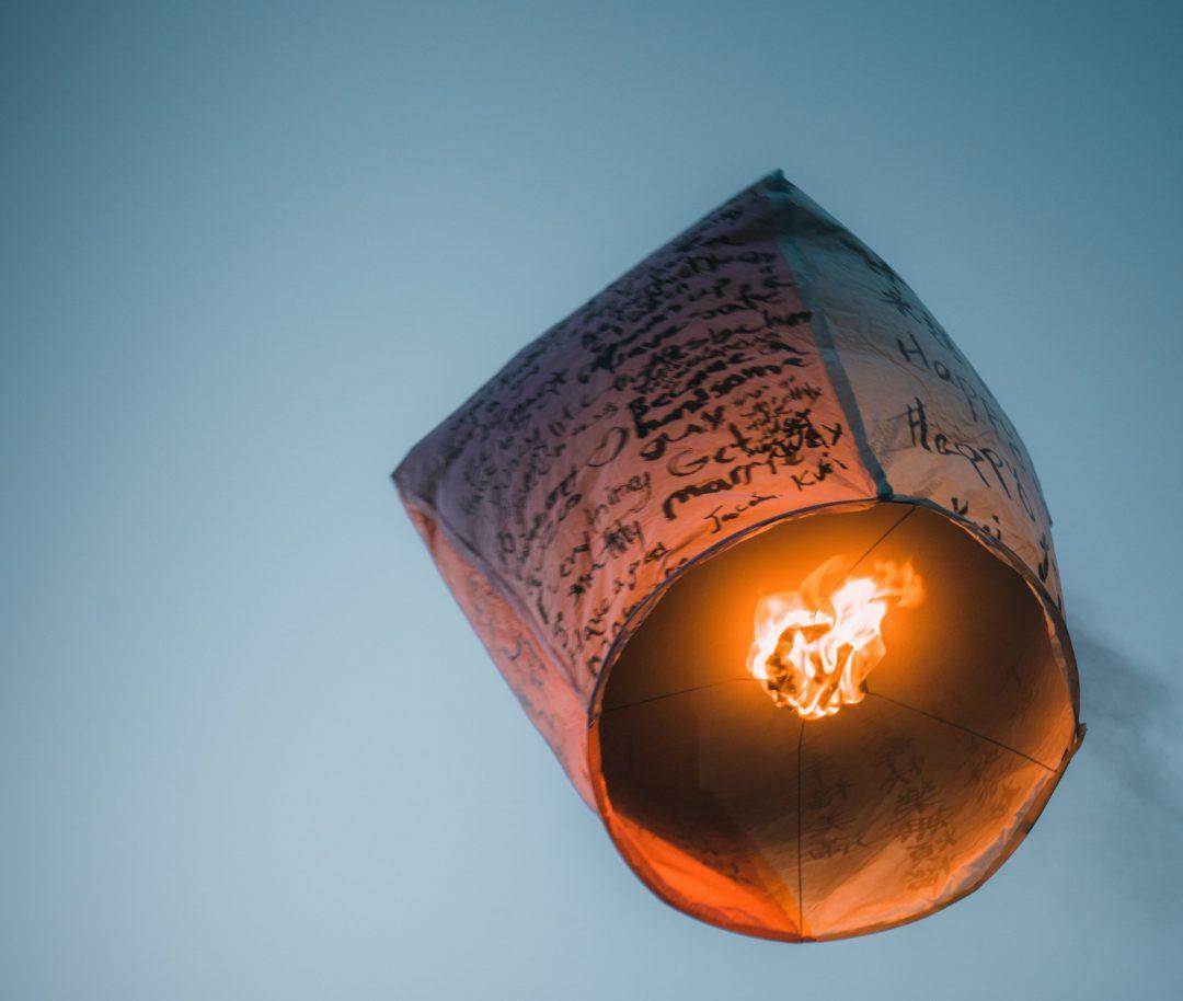 image of paper lantern